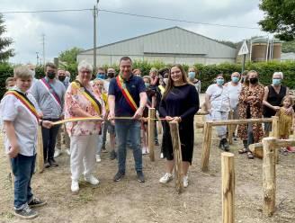 Nieuw gemeentelijk speelbos geopend in Zuurbemde