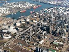Chemisch ongeluk bij bedrijf in Rotterdamse Botlekgebied
