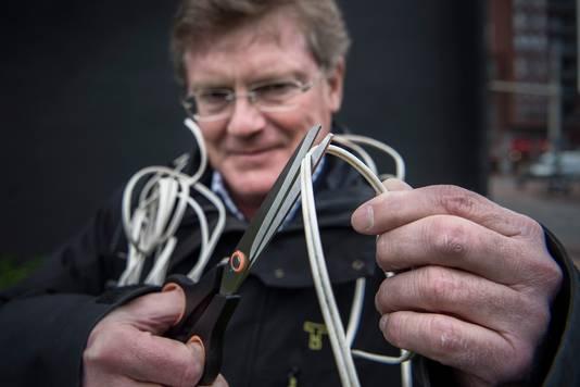 Dankzij Jaap Haartsen's bluetooth-technologie zijn we minder gebonden aan snoeren
