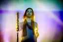 De Australische psychedelische band Tame Impala was in 2019 (en op deze foto uit 2015) afsluiter van het festival Lowlands.