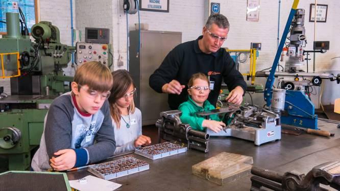 Lievegemse kinderen die creatief zijn met gereedschap? Vanaf september start Techniekacademie
