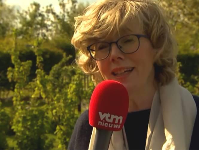 """Truiens burgemeester Veerle Heeren reageert voor het eerst voor de camera bij VTM NIEUWS na heisa over vervroegd vaccin: """"Ik heb een inschattingsfout gemaakt"""""""