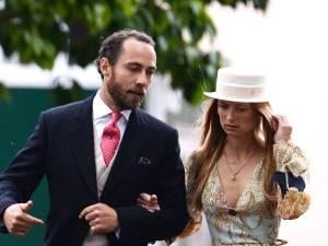 Cette robe portée par la petite amie de James Middleton fait réagir pour une bonne raison