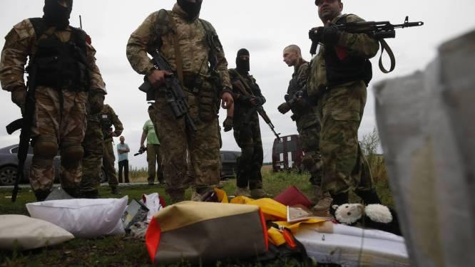 Separatisten gaan akkoord met veiligheidszone rond crashzone