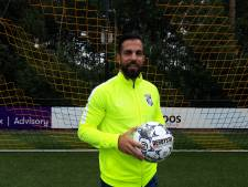 Doelman Lamprou rond met Vitesse