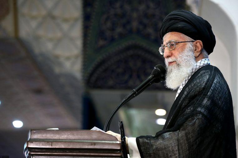 Iraans grootayatollah, Ali Khamenei Beeld epa
