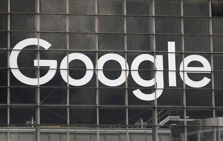 Een kantoor van Google in Parijs. Beeld Reuters