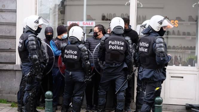Betoging tegen klassenjustitie: Unia stelt zich burgerlijke partij in onderzoek naar politiegeweld