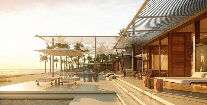 Four Seasons resort Costa Palmas in  Los Cabos