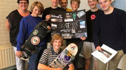 Inspraakvergadering nieuw skatepark