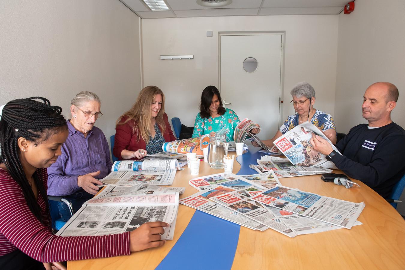 Het Taalpanel Breda leest folders, apps, kranten en brieven van officiële instanties. Het panel geeft tips aan allerlei instanties om duidelijkere taal te gebruiken.