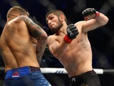 UFC-ster Khabib Nurmagomedov over rivaal Ferguson: 'Heb hem nooit als een elite-vechter beschouwd'