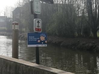 Vlaamse Waterweg verbreedt jaagpad tussen Geraardsbergen en Aalst met één meter