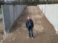 Didamse voetbalclub DVC'26 in voetsporen van Ajax: trainingsheuvel om mensen fitter te krijgen