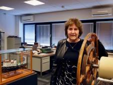 Dina houdt de rijke bedrijfsgeschiedenis van scheepswerf Damen levend: 'Mijn vader bewaarde alles'