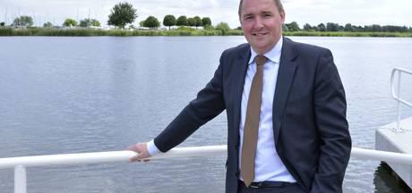 Wethouder Gerben Dijksterhuis wordt burgemeester Borsele