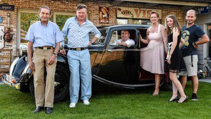 Hofman Sixties viert tien jaar oldtimerrit