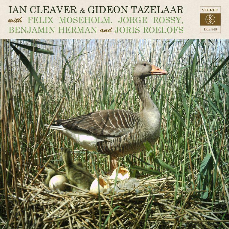 Ian Cleaver & Gideon Tazelaar: Volume 1 (Dox Records) Beeld -