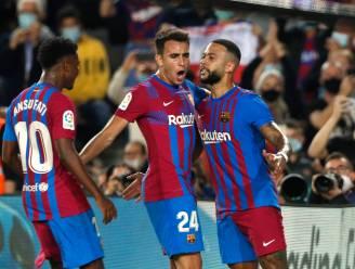 LIVE   Barça op voorsprong tegen Valencia door goals Ansu Fati en Memphis Depay