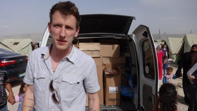 Peter Kassig, één van de onthoofde slachtoffers.
