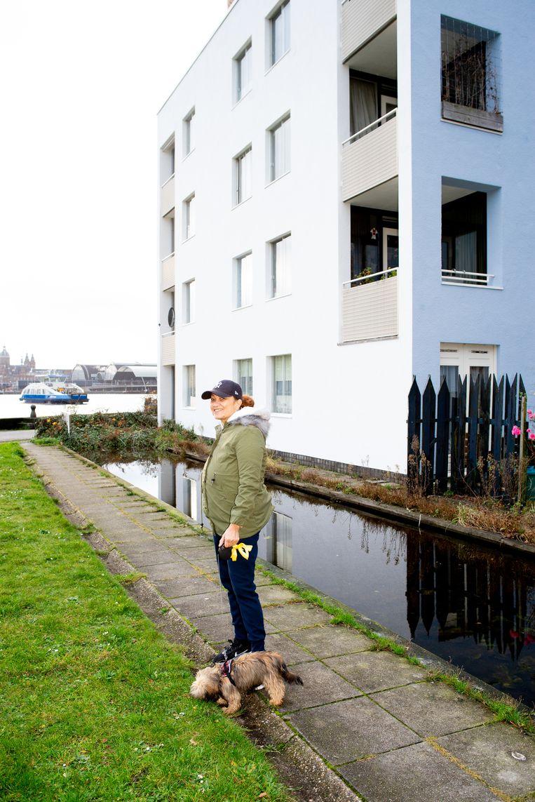 Jane van der Wal Beeld Marjolein van Damme