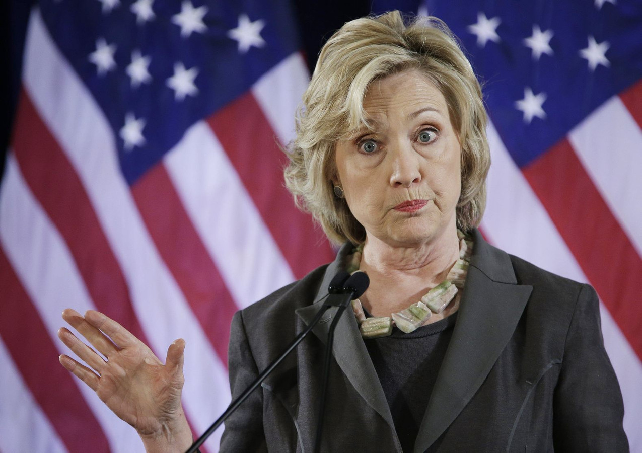 Hillary Clinton wil dat tegen 2027 alle Amerikaanse huishoudens draaien op hernieuwbare energie.