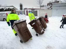 Afvalinzameling in Etten-Leur en Moerdijk dinsdag hervat, als het weer meezit!