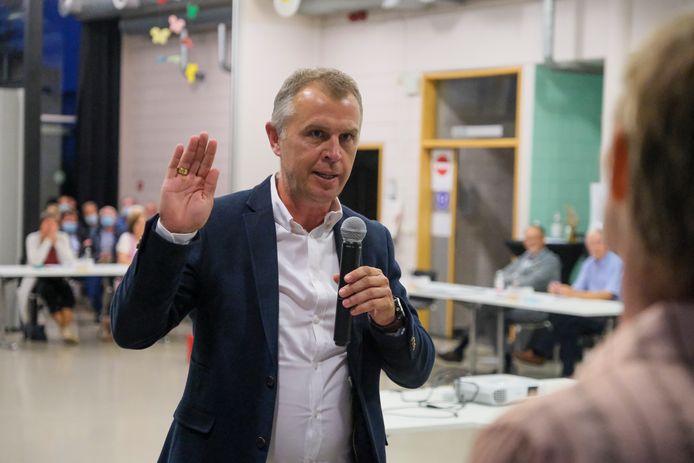 gemeenteraad Meise: Tom Heyvaert