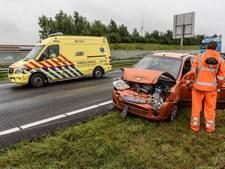 Ongeval op A16 tussen Meer en knooppunt Galder