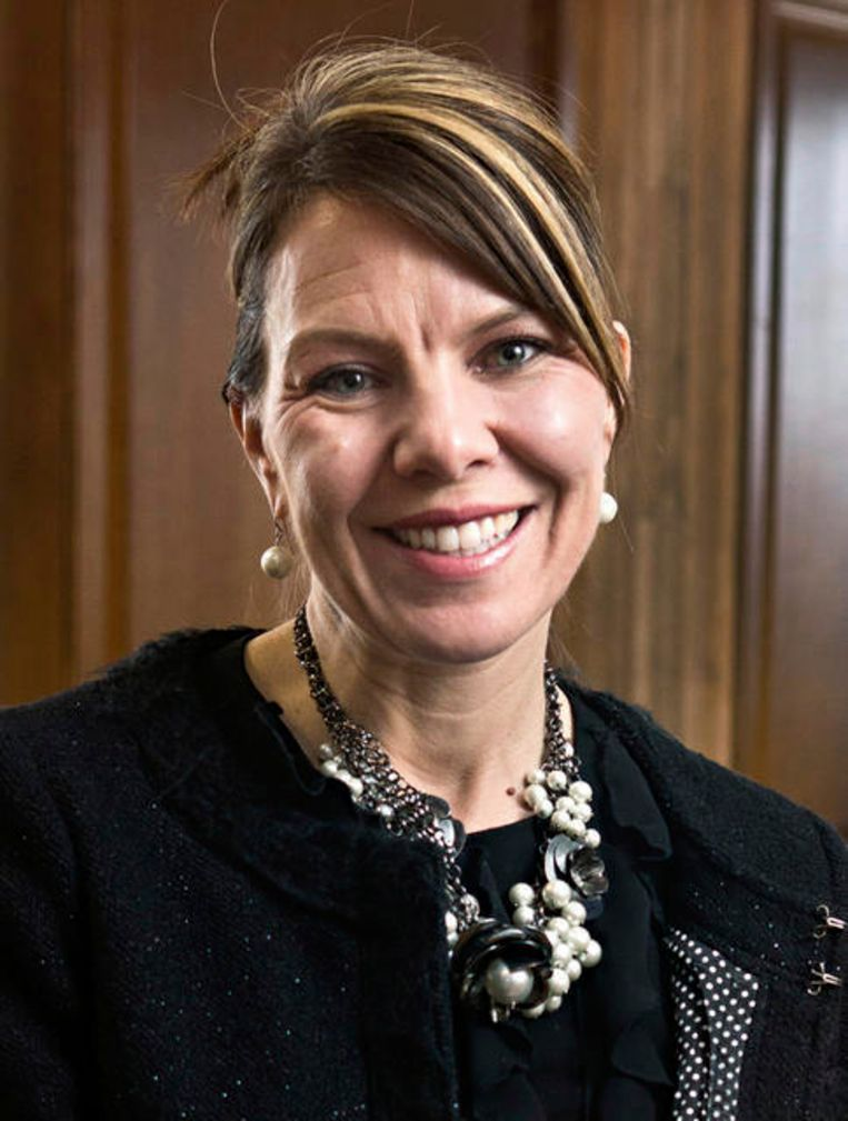 Jennifer Riordan, uit Albuquerque, New Mexico..