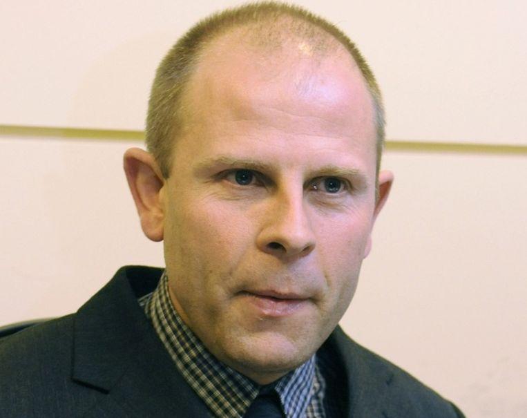 Fiscaal substituut Peter Van Calster Beeld photonews