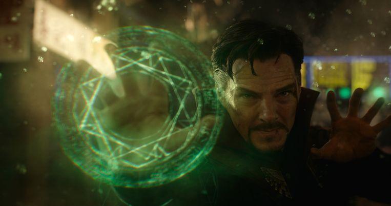 Marvel's DOCTOR STRANGE..Doctor Stephen Strange (Benedict Cumberbatch)..Photo Credit: Film Frame ..©2016 Marvel. All Rights Reserved. Beeld rv