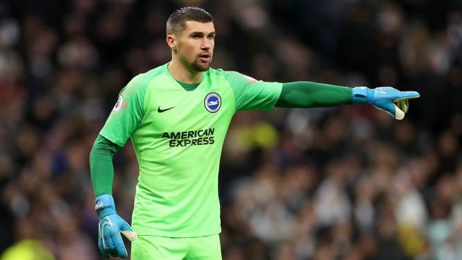 Mathew Ryan (ex-Club) heeft straffe transfer van Brighton naar Arsenal beet