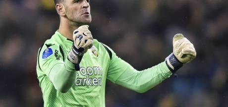 Vitesse wil doelman Eduardo definitief aantrekken