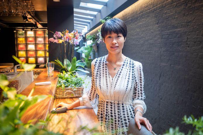 MECHELEN Angel Zhengi in Thai Café op de IJzerenleen