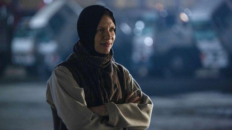 Claire Danes in 'Homeland' Beeld TMDB
