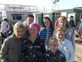 Kinderen van De Kei en Duivendonk bezoeken kulturhus Ewijk