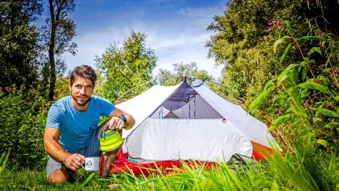 Nick Platje van reisorganisatie Rewild heeft een missie: jong en oud de kunst van het verwilderen bijbrengen
