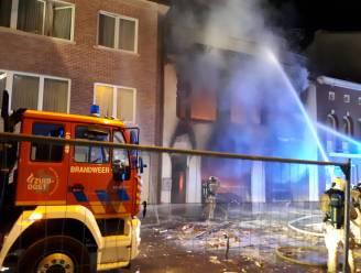 Explosie veroorzaakt zware brand in Geraardsbergen: bewoners zwaargewond naar ziekenhuis