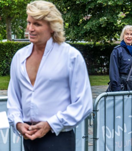Geen Pamela Anderson in het Utrechtse Griftpark, wél een grote show van wereldster Hans Klok