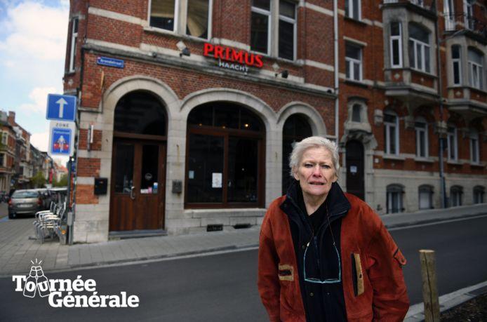 Germaine hoopt dat ze snel weer klanten kan ontvangen in haar eigen café.