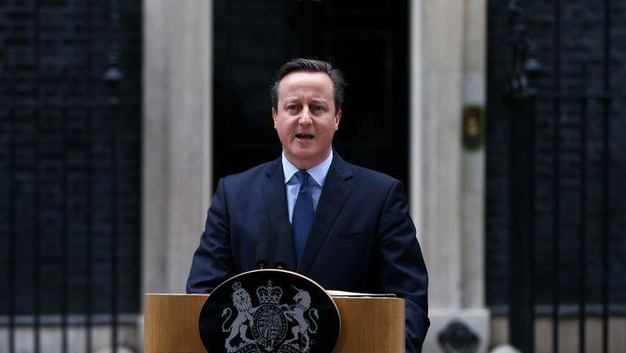 Brits premier David Cameron.