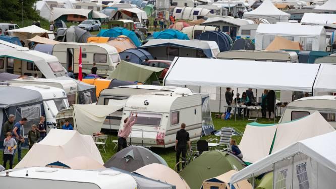 Zeker geen camping bij jubileumeditie Opwekking in Biddinghuizen