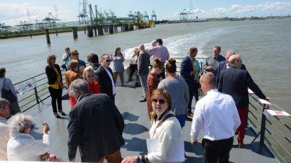 Al 1.500 handtekeningen om Waterbus naar Doel te brengen
