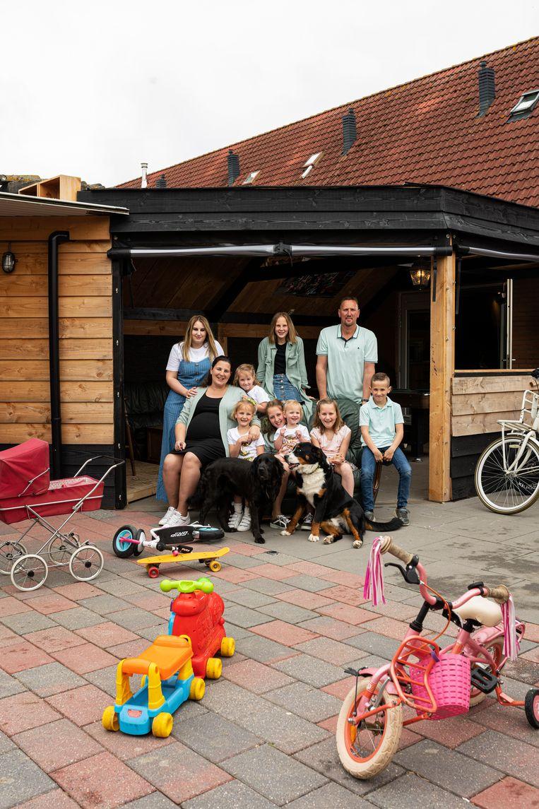 Goed nieuws: er verschijnt deze zomer nog een nieuw seizoen van 'Een huis vol' op de buis Beeld KRO-NCRV