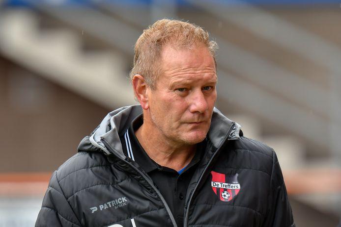 Jan de Jonge, trainer van De Treffers.