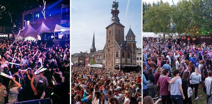 Supervision, de Europafeesten en Melkrock staan ook in 2021 nog op de helling.