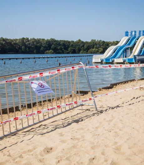 Daar is de zon, daar zijn de blauwalgen: twee weken niet zwemmen in vijver Blaarmeersen