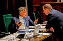 De Rotterdamse wethouder Adriaan Visser (Financiën) is voorzitter van de Aandeelhouderscommissie. Rotterdam is met bijna 32 procent van de aandelen de grootste belanghebber in Eneco.