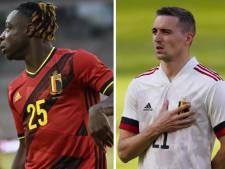 Votre compo pour Russie-Belgique: Doku et Castagne titulaires, Meunier et Eden Hazard sur le banc